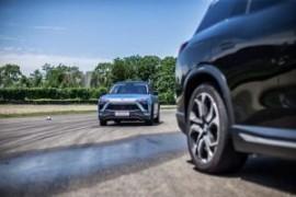中国电动车赴美上市第一股蔚来汽车的线下品牌营销之路